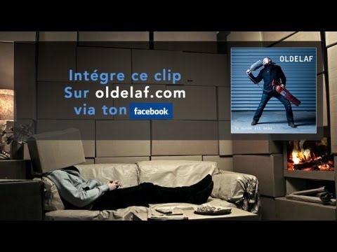 oldelaf le monde est beau clip officiel youtube. Black Bedroom Furniture Sets. Home Design Ideas