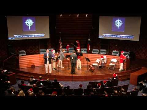 Grace Covenant Academy Choir