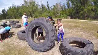 Terrain Race Kids
