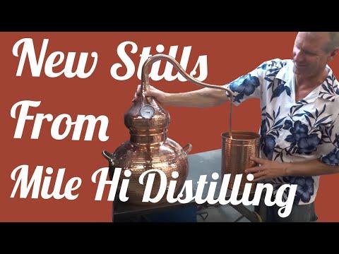 New Stills from Mile Hi Distilling