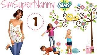 SimSuperNanny Capítulo 1 - Conociendo a Nanny