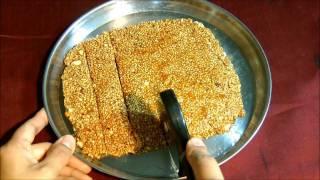 Tilgul vadi - Maharashtrian Sankranti Delight