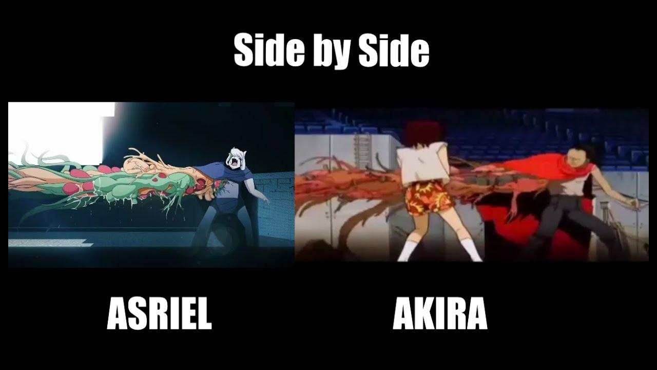 Download Comparison Video: ASRIEL X AKIRA
