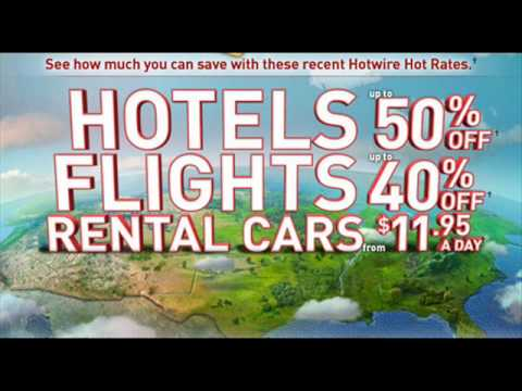 Hotwire Coupons - Hotels 50% - Flights 40% - Car Rental ...