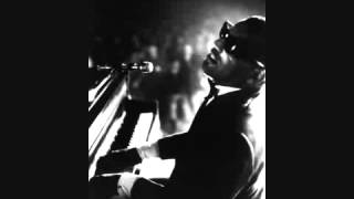 Ray Charles - no use crying