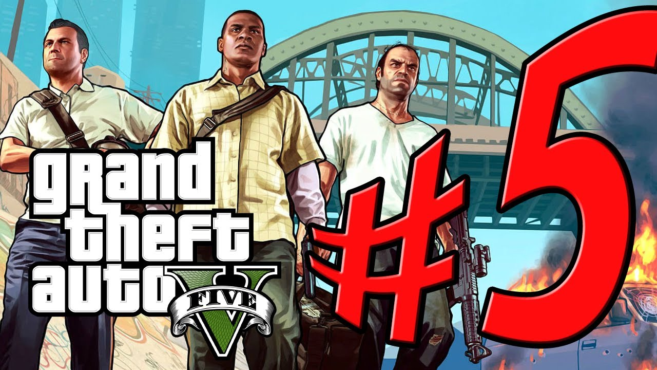 Grand Theft Auto V Parte  O Assalto Ninja E Finalmente Trevor Playthrough Gta  Em Pt Br Youtube