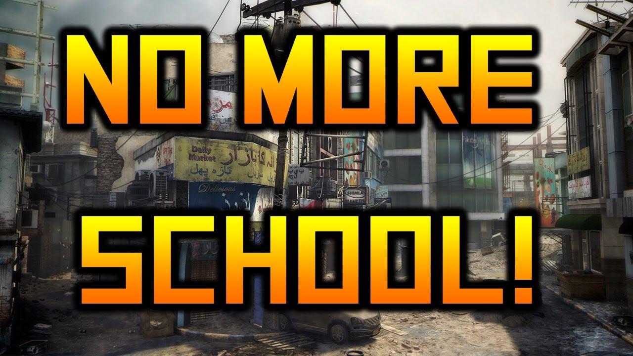 Goodbye School.... Hello Summer! (BO2 Gameplay)   YouTube