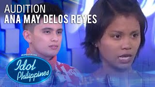 Ana May Delos Reyes - Chasing Pavements  | Idol Philippines 2019 Auditions