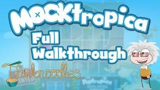 ★ Poptropica: Mocktropica Island Full Walkthrough ★