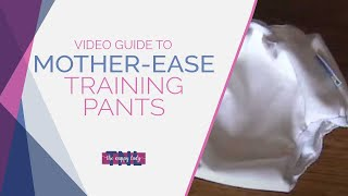Motherease Trainer Pants by The Nappy Lady