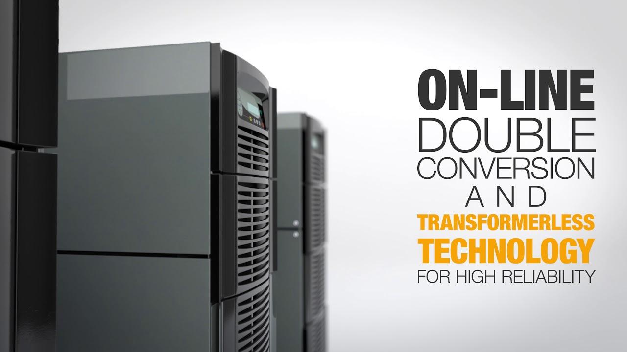 PowerWAVE 5000/TP - Standalone, Three-phase 10-50kVA