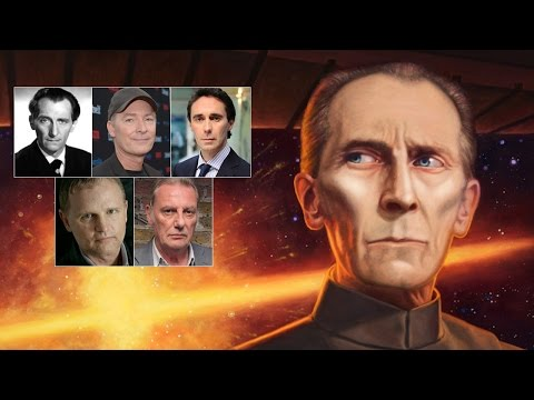 Comparing The Voices - Grand Moff Tarkin (Updated)