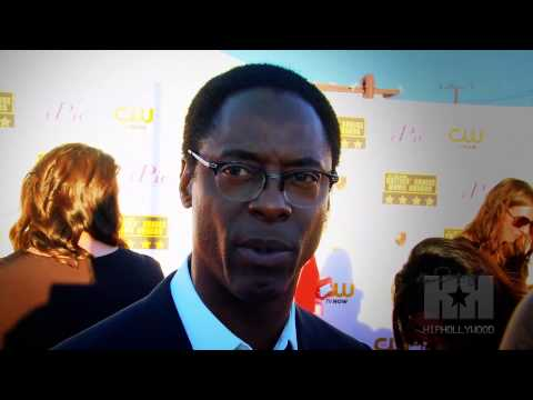 "Isaiah Washington on 'Grey's Anatomy' Firing: ""I'm Glad It Happened"""