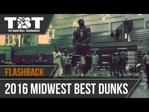TBT Flashback - 2016 Midwest Best Dunks