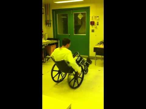 Wheelchair Gymnastics