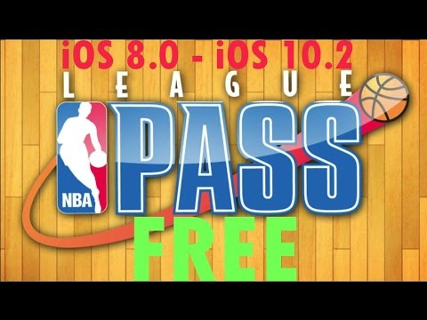 NBA League Pass Free For IOS 8 - IOS 10.2! (No Jailbreak) Updated 1/22/17