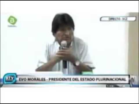 VIDEO: EVO ADMITE RELACIÓN CON ZAPATA Y SEÑALA QUE SU HIJO FALLECIÓ EN 2007.