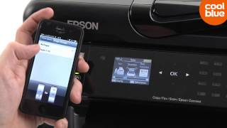 Epson WorkForce WF-3520DWF printer videoreview en unboxing (NL/BE)