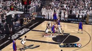 NBA Live 10 Forces You to Shoot