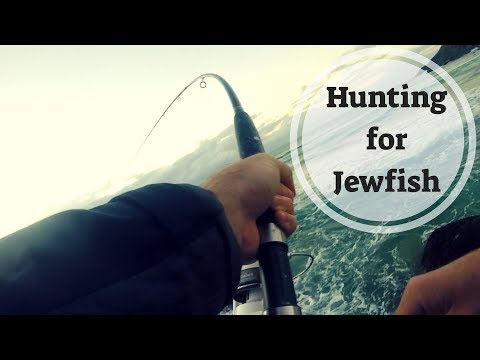 Winter Rock Fishing, Hunting For Jewfish / Worlds Largest Tackle Store