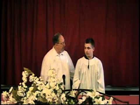 Ethan Clements baptisted