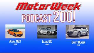 MW Podcast #200!  Celebrating 10+ years and 200 episodes.