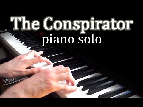 """""""The Conspirator"""" - music from Testing Geocentrism"""