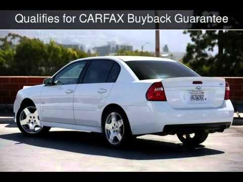 2007 Chevrolet Malibu SS Used Cars - BURBANK,California - 2014-05-31 ...