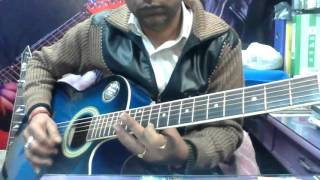 sanam re guitar tabs