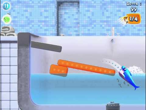 Shark Dash HD Gameplay