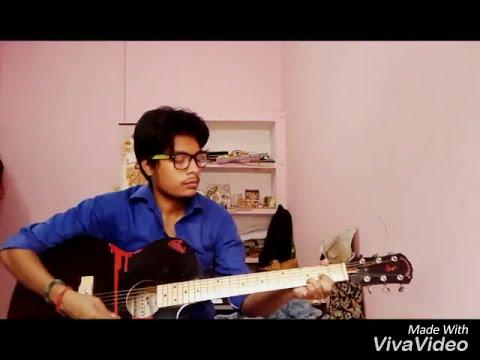 Guitar cover of Tum ho to lagta hai mai hoon &...