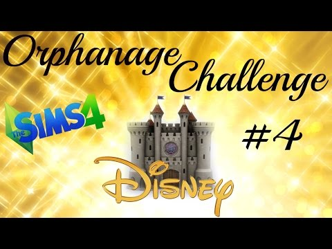 """Sims 4: Disney's Orphanage Challenge #4 - """"Everyone Loves Alice!"""""""