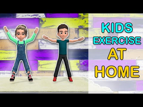 Best Kids Exercise Video Workout At Home