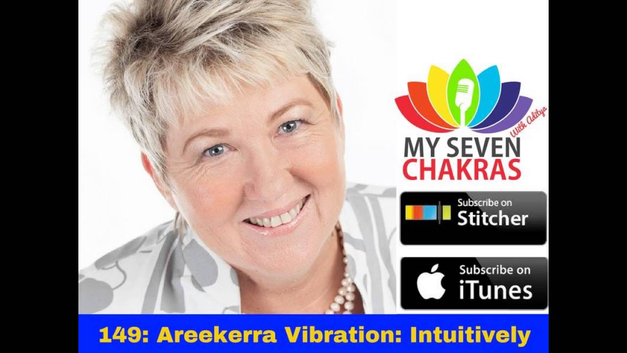 149: Areekerra Vibration: Intuitively find the root cause of all disease  with Julie Lewin