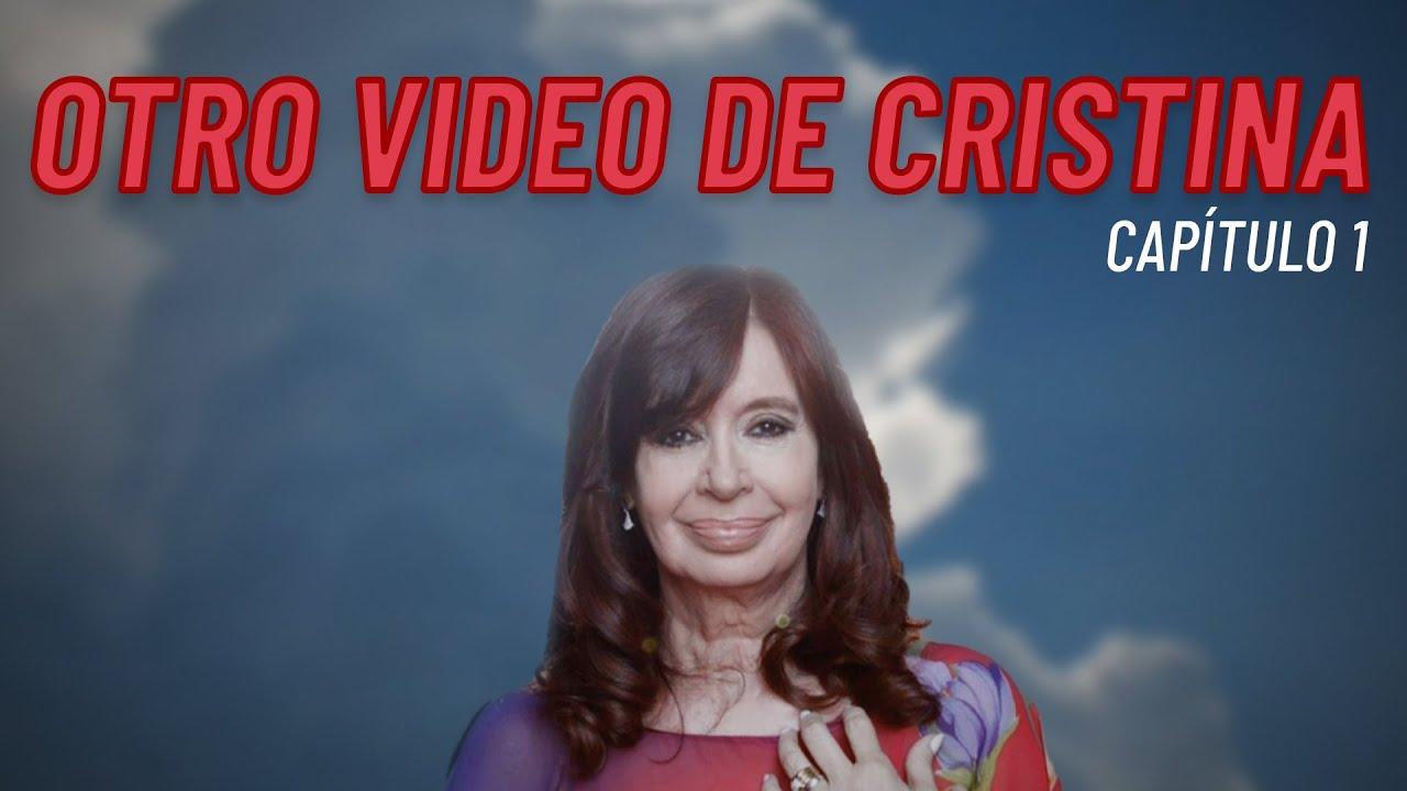 Otro Video de Cristina  // Capítulo 1: una militante política.