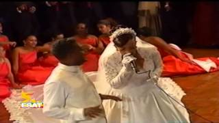 Repeat youtube video Amazing Tamagn Beyene Wedding video