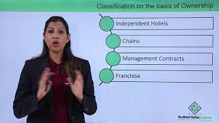 Hospitality Management - Types of hotels