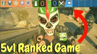 The Worst Ranked Game in Rainbow Six Siege