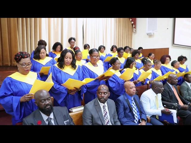Calvary Bible Alliance Church_Ladies group 2019