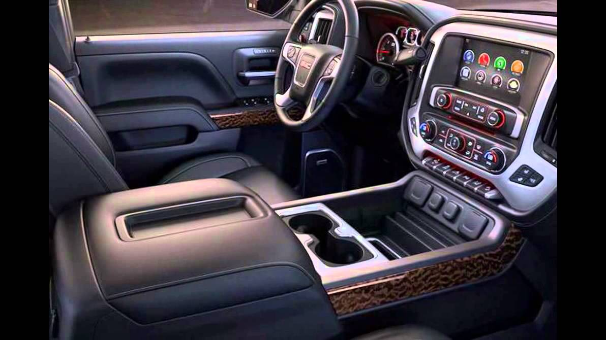 2016 gmc yukon interior youtube. Black Bedroom Furniture Sets. Home Design Ideas