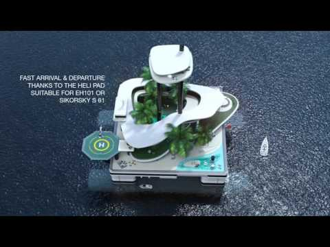 PRIVATE AILAND | Platforms Ailand | private floating habitat based