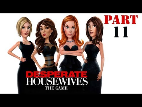 Detective Wallis is innocent?! | Desperate Housewives: The Game Walkthrough Part 11