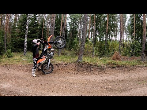 KTM SX 125 - Wheelie Wednesday #2