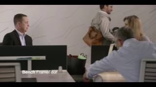 FrameFour - Diseñado para las diversas formas del trabajo actual