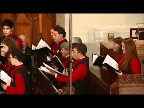 University Service of Lessons and Carols 2010