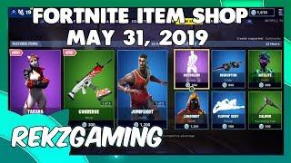 (v dollars cadeau) fortnite ITEM SHOP LIVE! [31 mai 2019] (Fortnite Battle Royale)