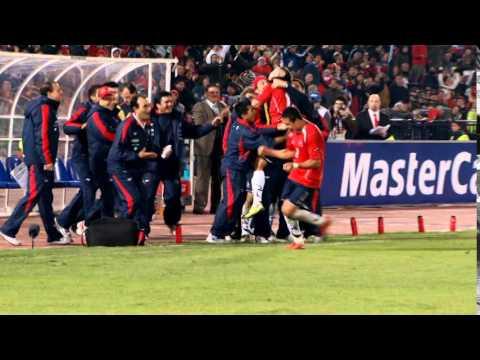 Gol Marco Estrada a Bolivia