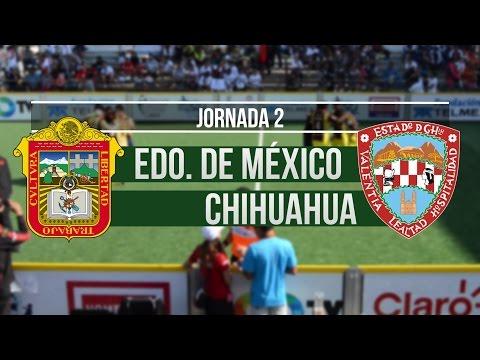 Estado de México vs Chihuahua   Jornada 2 - Nacional Street Soccer 2014