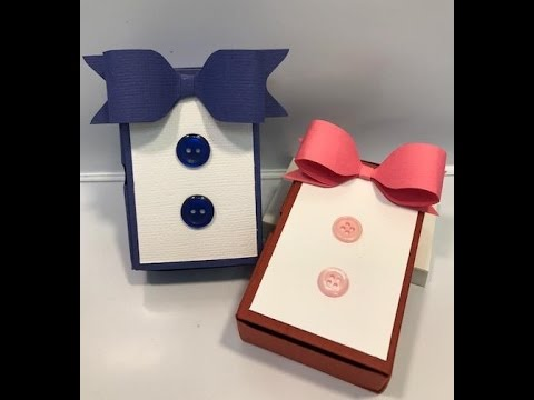 No Glue~Store Flat~Wedding Favor Boxes
