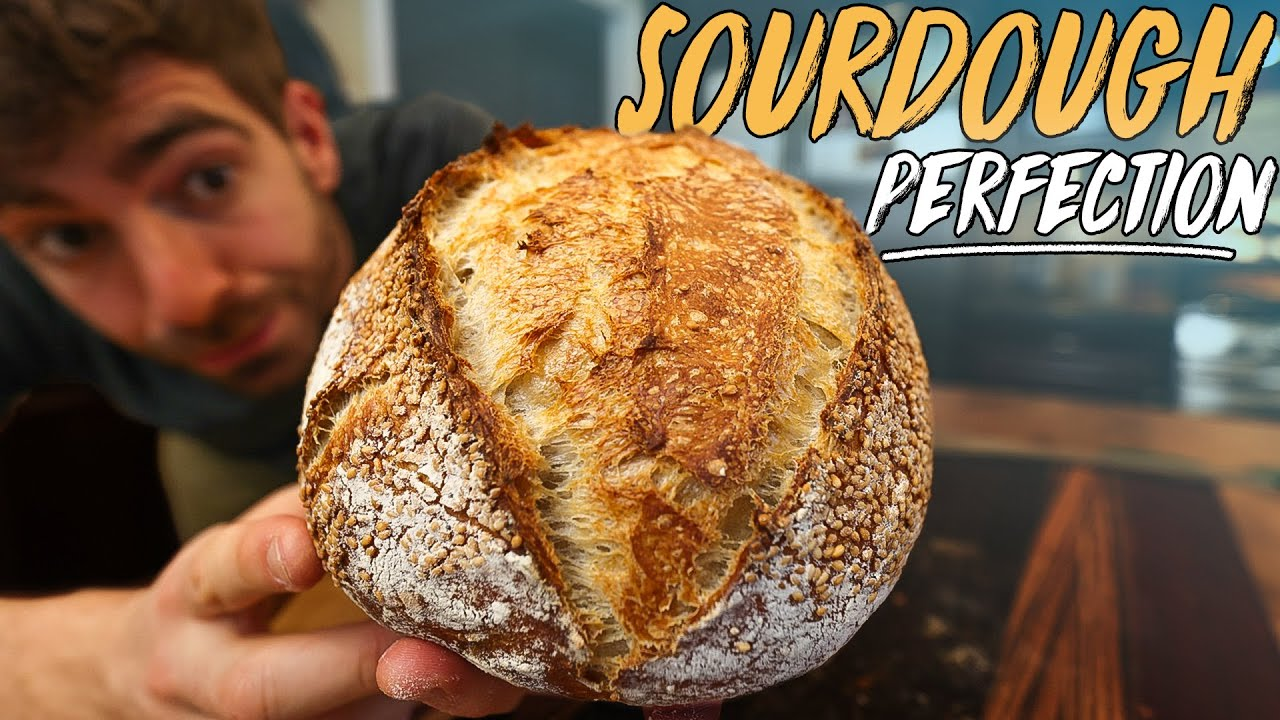 TWO reasons your sourdough bread doesn't look like this 👆
